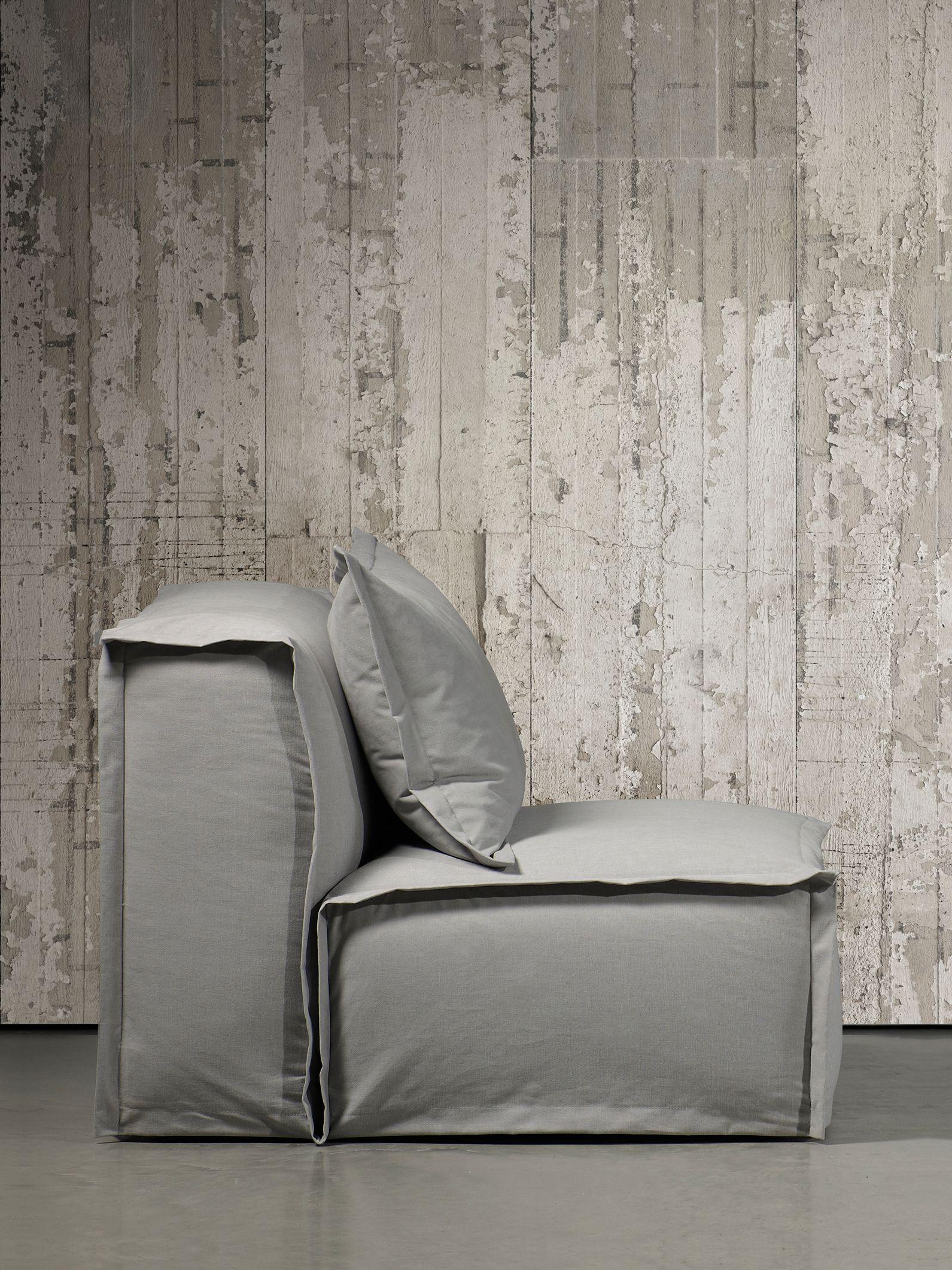 NLXL NLXL Concrete Paste the Wall Wallpaper