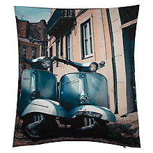 Buy House by John Lewis Twin Vespa Cushion Online at johnlewis.com