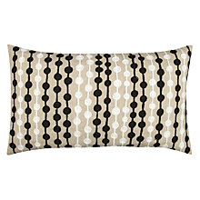 Buy House by John Lewis Line & Dot Cushion Online at johnlewis.com