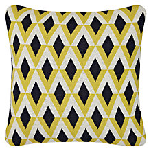 Buy John Lewis Diamond Knit Cushion Online at johnlewis.com
