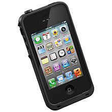 Buy LifeProof frē Case for iPhone 4 & 4S Online at johnlewis.com