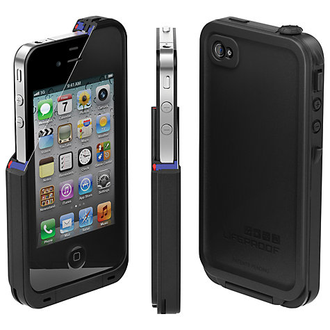 Buy LifeProof fr Case for iPhone 4 & 4S Online at johnlewis.com
