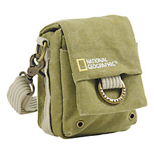 Buy National Geographic Earth Explorer NG 1153 Medium Camera Pouch, Green Online at johnlewis.com