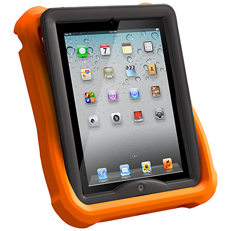 Buy LifeProof iPad LifeJacket, Orange for use with LifeProof nüüd Case Online at johnlewis.com