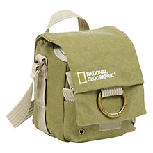Buy National Geographic Earth Explorer NG 2342 Small Holster, Green Online at johnlewis.com