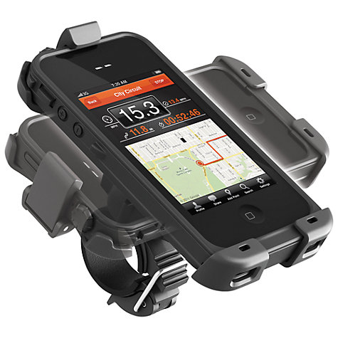 Buy LifeProof iPhone 4 & 4S Bike Mount for use with LifeProof iPhone Case Online at johnlewis.com