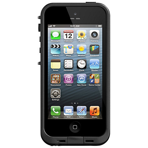 Buy LifeProof frē Case for iPhone SE/5s/5 Online at johnlewis.com