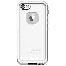 Buy LifeProof frē Case for iPhone 5 & 5s Online at johnlewis.com