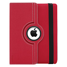 Buy Targus Versavu Rotating Case and Stylus for iPad 2, 3rd Generation iPad & iPad with Retina Display, Red Online at johnlewis.com