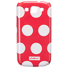 Buy Cath Kidston Big Spot Case for Samsung Galaxy S4 Online at johnlewis.com