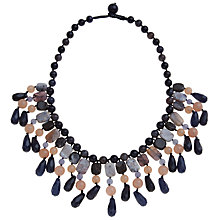 Buy Lola Rose FeeFee Assorted Stone Statement Necklace Online at johnlewis.com