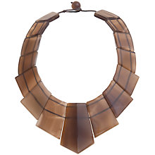 Buy Lola Rose Sian Graduated Statement Collar Necklace Online at johnlewis.com