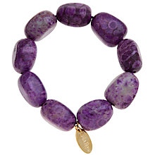 Buy Lola Rose Oscy Chunky Bead Bracelet Online at johnlewis.com