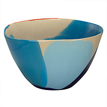 Buy Da Terra Splash Cereal Bowl Online at johnlewis.com