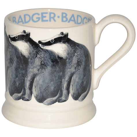 Buy Emma Bridgewater Badger Mug Online at johnlewis.com