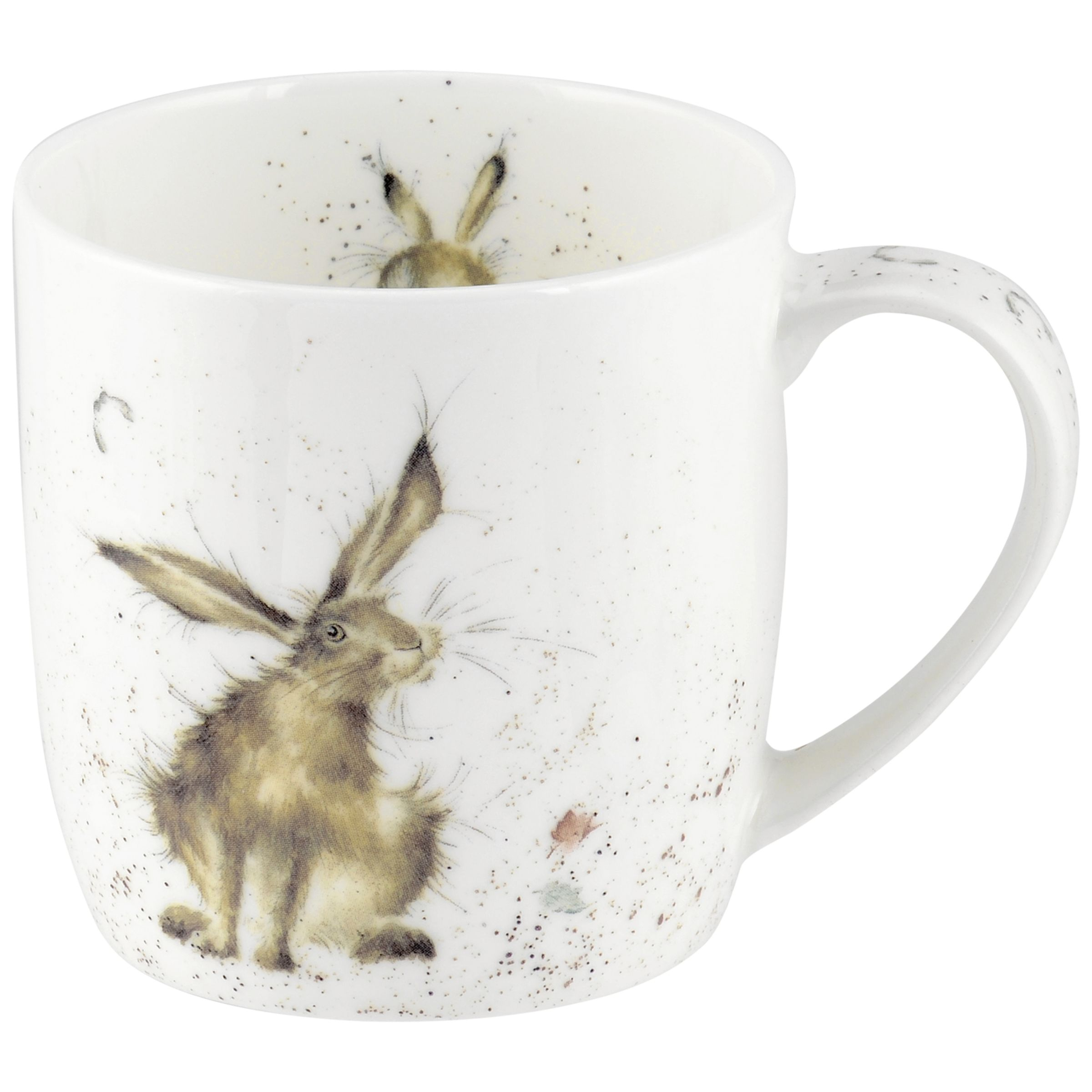 Royal Worcester Royal Worcester Wrendale Good Hare Day Mug