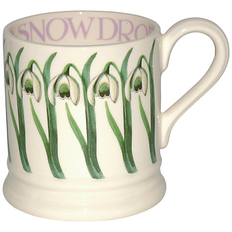 Buy Emma Bridgewater Snowdrop Mug Online at johnlewis.com