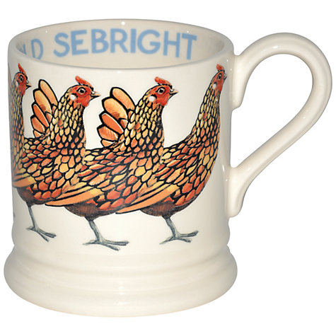 Buy Emma Bridgewater Sebright Mug Online at johnlewis.com