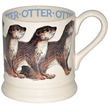 Buy Emma Bridgewater Otter Mug Online at johnlewis.com
