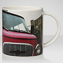 Buy House by John Lewis Berlin Bus Photo Mug Online at johnlewis.com