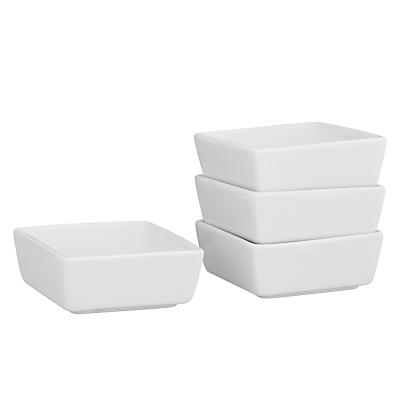 John Lewis Appetite Savour Dishes, Set of 4
