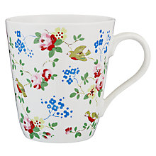Buy Cath Kidston Bird Stanley Mug Online at johnlewis.com