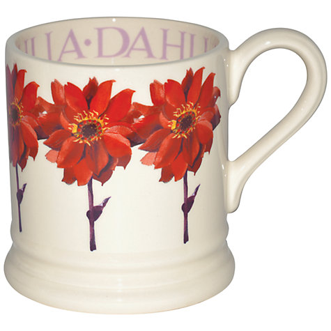 Buy Emma Bridgewater Dahlia Mug Online at johnlewis.com