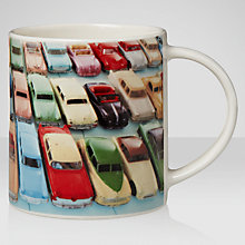 Buy House by John Lewis Vintage Cars Photo Mug Online at johnlewis.com