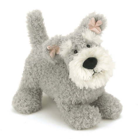 Buy Jellycat Caffuffle Dog, Small Online at johnlewis.com