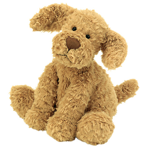 Buy Jellycat Fuddlewuddle Puppy, Large Online at johnlewis.com