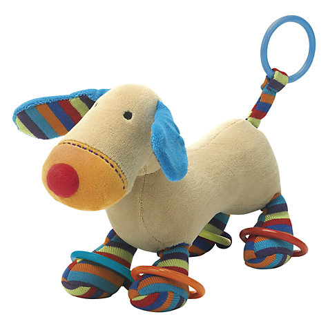 Buy Jellycat Jazzie Puppy Online at johnlewis.com
