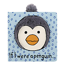 Buy Jellycat If I Were a Penguin Book Online at johnlewis.com