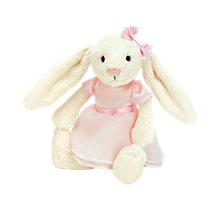 Buy Jellycat Bella Bunny Ballerina Online at johnlewis.com
