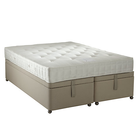 Buy John Lewis Pocket Ortho 1000 Mattress and Maxi Store Divan Set, Double Online at johnlewis.com