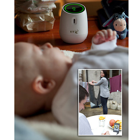 Buy BT Smart Audio Baby Monitor Online at johnlewis.com