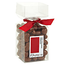 Buy Farhi Milk Chocolate Covered Cashews, 250g Online at johnlewis.com