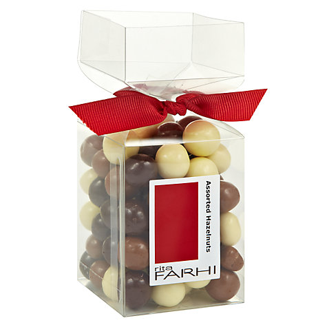 Buy Farhi Assorted Chocolate Coated Hazelnuts, 200g Online at johnlewis.com