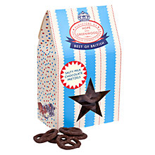Buy Hope & Greenwood Chocolate Coated Pretzels, 150g Online at johnlewis.com