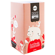 Buy BARU Dark Chocolate and Caramel Hippos, Pack of 8 Online at johnlewis.com