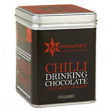 Buy Montezuma's Chilli Drinking Chocolate, 250g Online at johnlewis.com