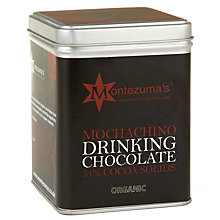 Buy Montezuma's Dark Moccachino Drinking Chocolate, 250g Online at johnlewis.com