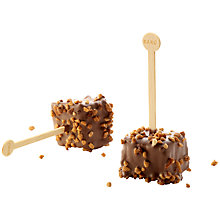 Buy BARU Fluffy Nutty Sea Salt Caramel Marshmallow Pop Online at johnlewis.com