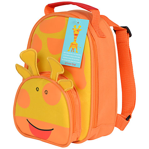 Buy Animals Gerry Giraffe Lunch Bag Online at johnlewis.com