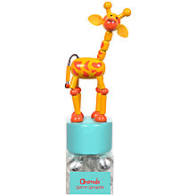 Buy Animals Gerry Giraffe Milk Chocolate Balls Push Toy Set Online at johnlewis.com