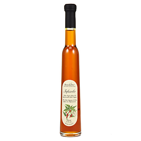 Buy Il Boschetto Chilli Infused Extra Virgin Olive Oil, 200ml Online at johnlewis.com