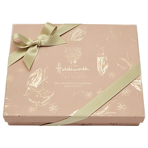 Buy Holdsworth Champagne Cocktail Chocolate Selection Online at johnlewis.com