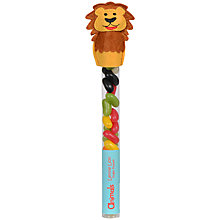 Buy Animals Lennie Lion Jelly Beans Finger Puppet, 60g Online at johnlewis.com
