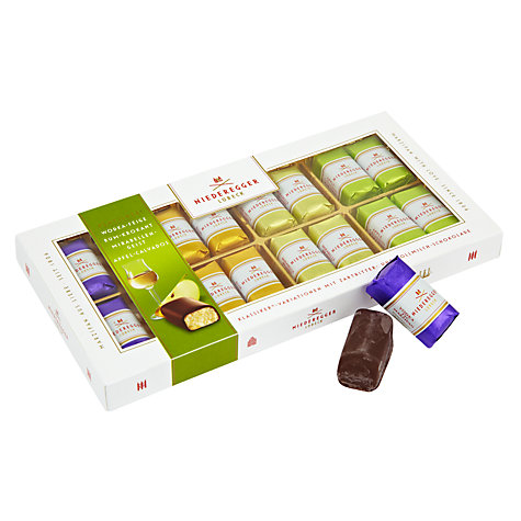 Buy Niederegger Assorted Liqueur Marzipan Mini Loaves, 200g Online at johnlewis.com