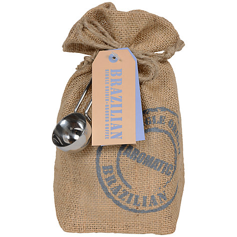 Buy Colombian Ground Coffee Bag and Scoop Set, 227g Online at johnlewis.com