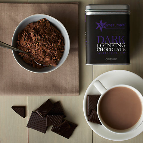 Buy Montezuma's Dark Drinking Chocolate, 250g Online at johnlewis.com